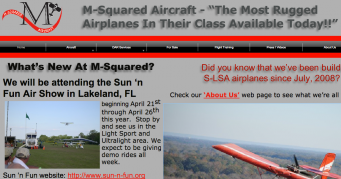 M-Squared Aircraft Inc.