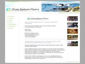 Pure Nature Flyers - PNF