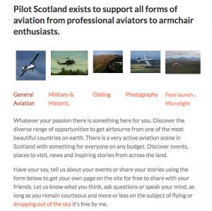 Pilotscotland.com