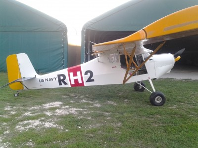 Protech P2T Taildragger/Continental O-200