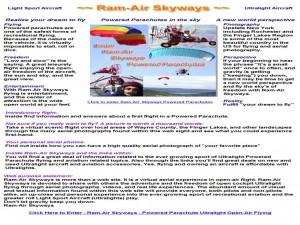 Ram-Air Skyways