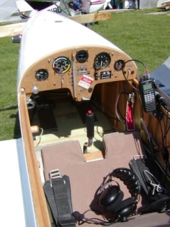 SD-1 Minisport amateur built aircraft