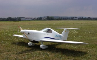 SD-1 Minisport amateur built aircraft
