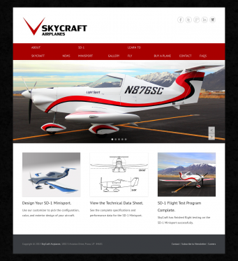 SkyCraft Airplanes