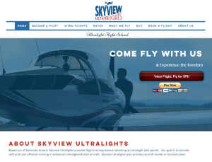 Skyview Ultralights