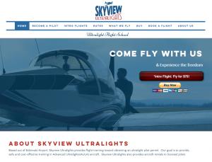 Skyview Ultralights
