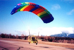 Powered parachute for sale