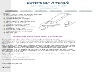 Earthstar Aircraft USA