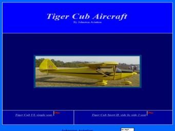 Johnston Aviation / Tiger Cub Manufacturer