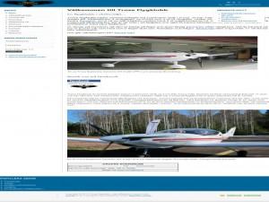 Trosa Flygklubb skolar för Ultralätt
