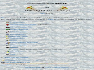 Ultralight Homepage