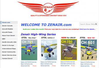 Zenair Limited