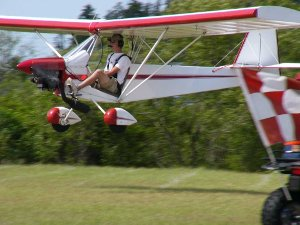 ISON Airbike FAR 103 Ultralight aircraft
