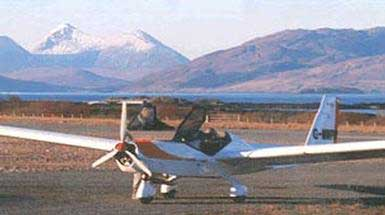 Chevvron 2-32c Microlight Motorglider - Photo #1