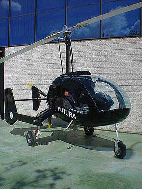 Futura Gyrocopter Light Aircraft Db Amp Sales