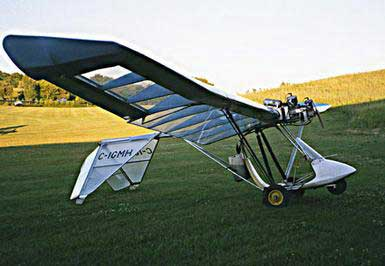 Lazair - Twin Engine Ultralight Aircraft - Photo #1
