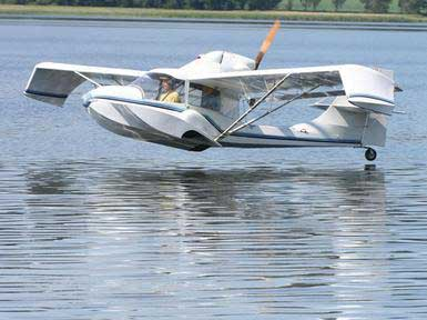 Catalina Amphibious Aircraft - Photo #1