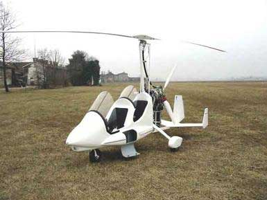 M22 Gyrocopter - Photo #1