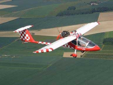 Albatros AE209 - Photo #1