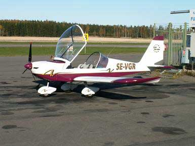 EV-97 Eurostar / SportStar LSA - Photo #1