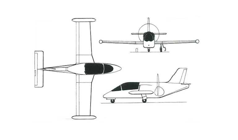 jet engines for experimental aircraft