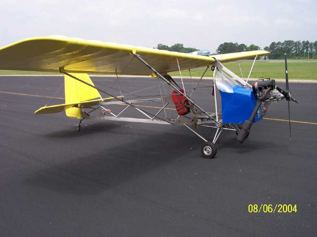 Affordaplane - an affordable aircraft! - Photo #1