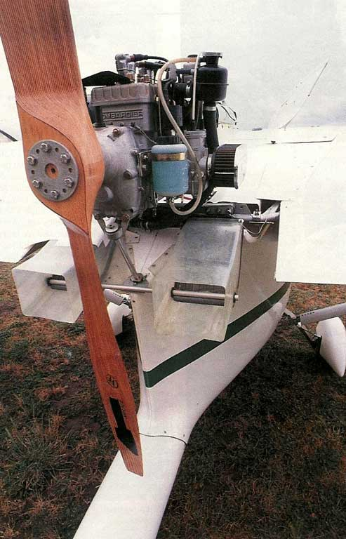 Albatros AE209 - Photo #3