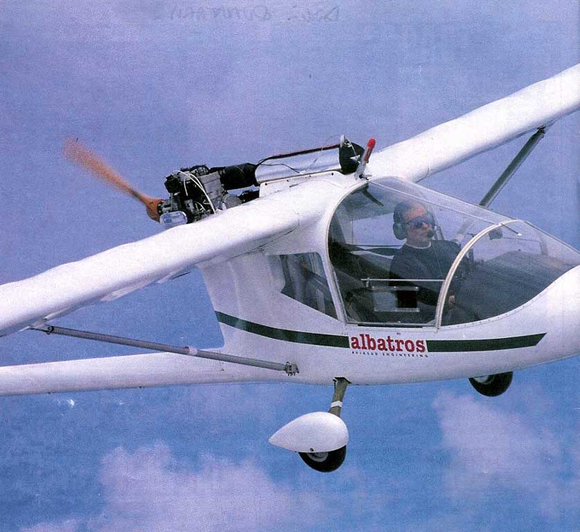 Albatros AE209 - Photo #2