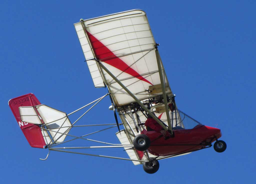 Breese XL Ultralight Aircraft - Photo #1