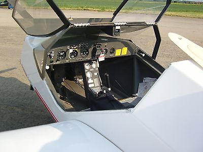 Chevvron 2-32c Microlight Motorglider - Photo #2