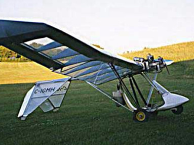 Lazair - Twin Engine Ultralight Aircraft