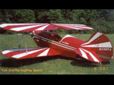 Pitts replica