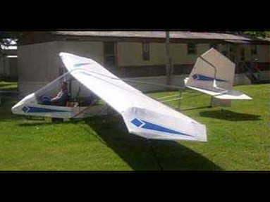 Hart Aero - Turkey Buzzard Sailplane
