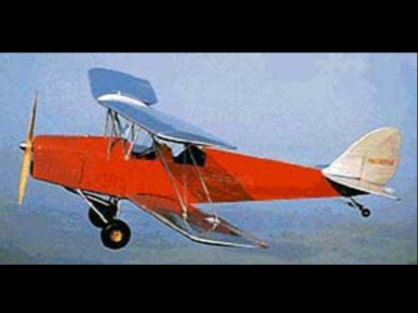 Fisher R-80 Tiger Moth