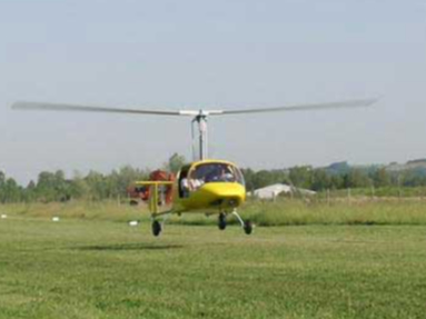 Xenon Ultralight Gyrocopter - Photo #3