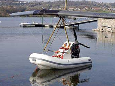 Aliseo Flying Boat