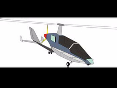 Ace Autogyro Gyrocopter - Photo #1