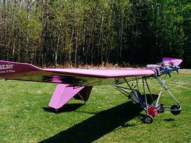 Lazair - Twin Engine Ultralight Aircraft - Photo #2