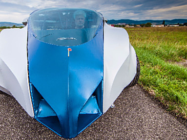 Aeromobil Flying Car - Photo #3