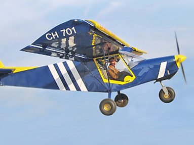 Zenith Aircraft CH 701 - Photo #1