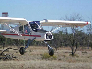 Hornet STOL Aircraft Kit - Photo #2