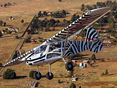 STOL aircraft - (Short Take-Off and Landing)   Light