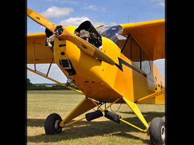 Piper J3 Cub - Photo #2