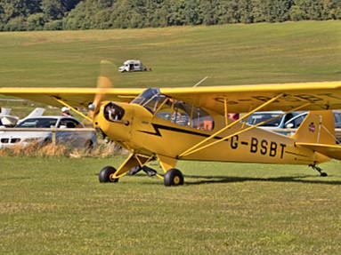 Piper J3 Cub - Photo #3