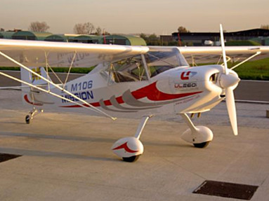 Mission M106 Light Aircraft