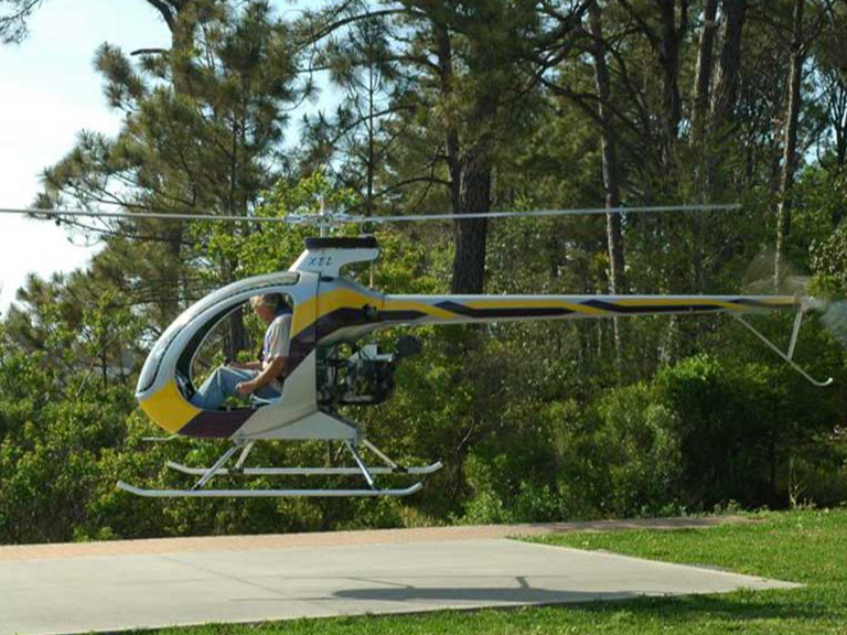 Mosquito XE Ultralight Helicopter - Photo #2