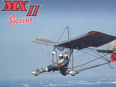 Quicksilver MX II Sprint