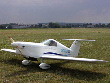 SD-1 Minisport amateur built aircraft by 250