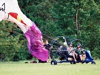 Powered Parachute Summit II - Photo #2