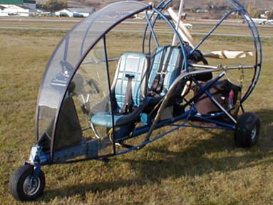 Powered Parachute Summit II - Photo #3